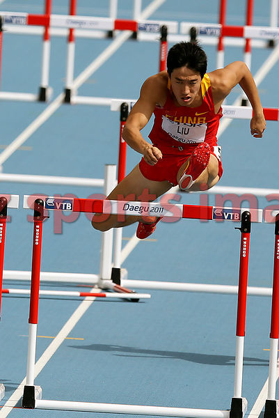 IAAF World Athletics Daegu 2011 photos