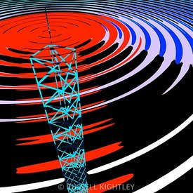 Radio Transmission Tower 14B variant 3