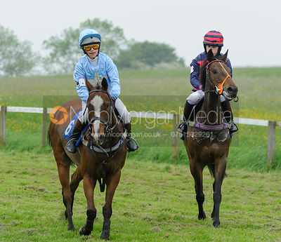 Race 5 - 148cms Conditions - Pony Racing, Garthorpe 4/6