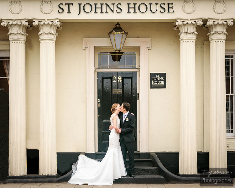 St Johns House Wedding Photos – Eliska & Alberto's Wedding - September 2018 photos