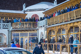 100 Jahre Eis Hockey Club St.Moritz Event im Kulm Country Club in St. Moritz