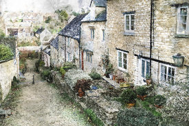 The Chipping Steps, Tetbury