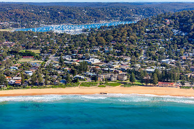 Newport Beach and Pittwater