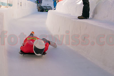 Skeleton Olympia Bob Run St.Moritz  photos