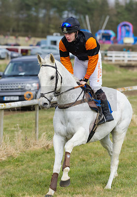 Race 3 - Mens Open - Cottesmore at Garthorpe 3- March-13
