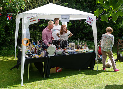 The Ashwell Village Fete, 21 June 2015