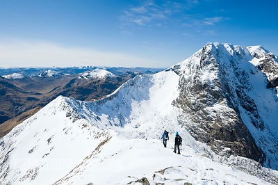 BP2930 - Ben Nevis and the Carn Mor Dearg arête