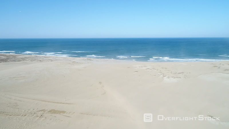 Drone Video of Trottori Sand Dunes Japan