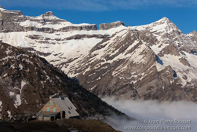 Cirque of Gavarnie & refuge of Espuguettes