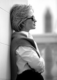 Hillary Rodham Clinton, the White House.