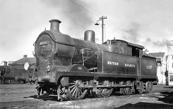 PHOTOS OF  J CLASS SR 0-6-4T STEAM LOCOS