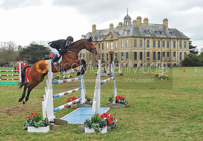 Mark Todd and LEONIDAS II - CIC3* Grantham Cup - Belton Horse Trials 2014