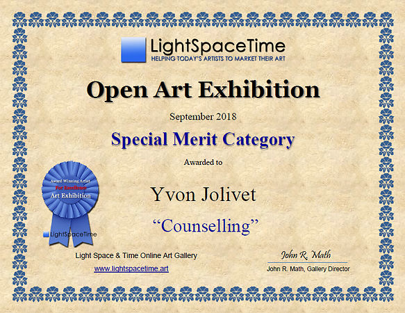 LightSpaceTime - Special Merit Category
