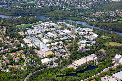 Lane Cove West Industrial Area