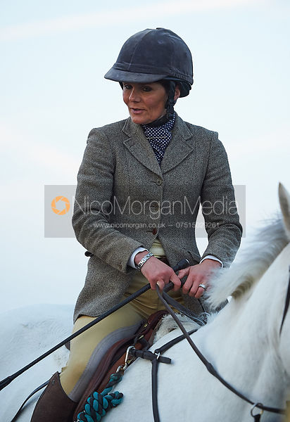 Hannah Turcan - The Cottesmore Hunt at America Crossroads 17/10