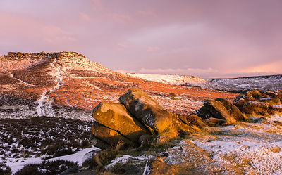 Higger Tor photography