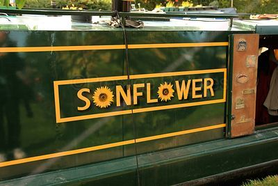 Boaters Christian Fellowship Narrowboat Sonflower