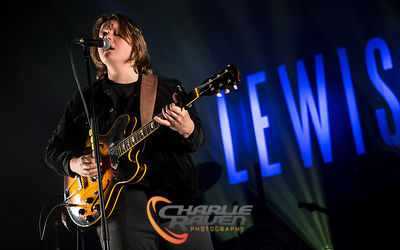 Lewis Capaldi in Bournemouth