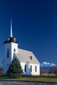 Little Shasta Church