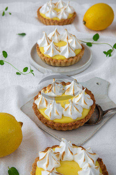 lemon cake by Gabler