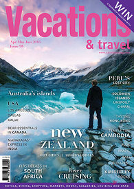 Vacation and Travel magazine may jun 2016 cover