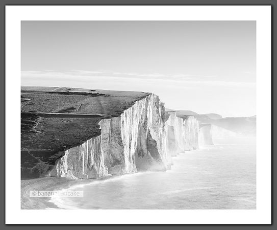 The Seven Sisters (BP4053BW)