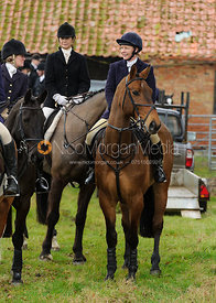 Justine Roberts, Sam Baker - The Belvoir at Burton Pedwardine