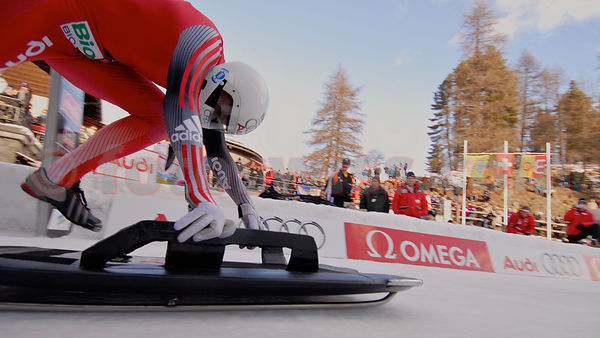 Maya Pedersen ZBC Skeleton World Champion