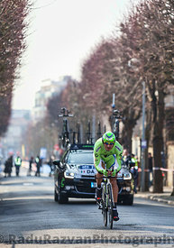 Paris Nice 2013 cylcing race- Prologue in Houilles