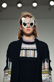 London Fashion Week Autumn Winter 2019  - Bora Aksu