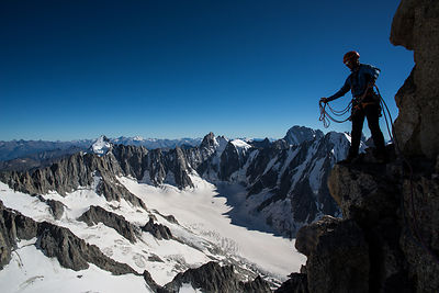 Photo Chamonix - Massif du Mont Blanc - Photo Alpes
