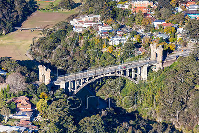 Long Gully Bridge Northbridge