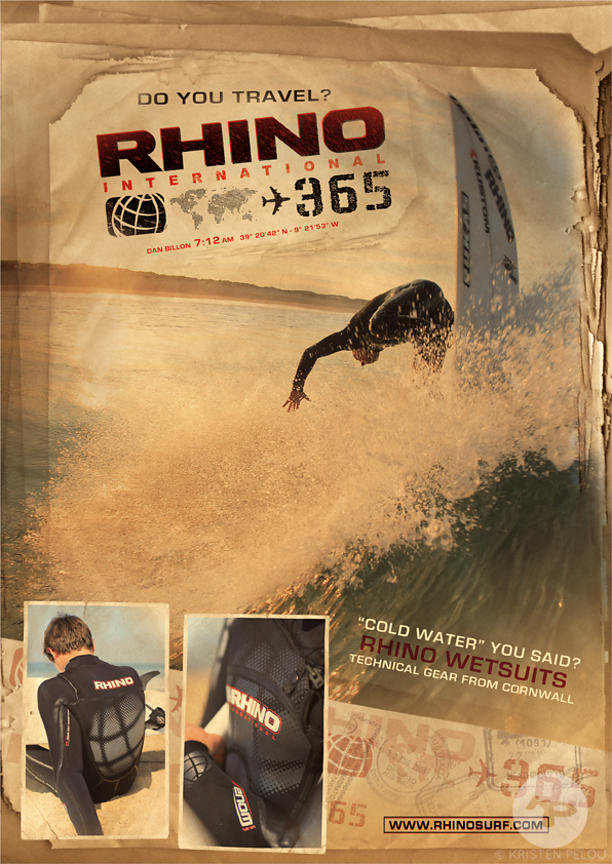 Surfing Photographer - SURFING SUPERTUBOS PORTUGAL -  Dan Billon surfing Supertubos in Portugal for Rhino Wetsuits. Photo Cre...