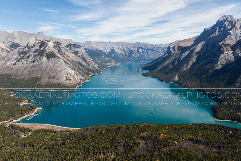 Lake Minnewanka, Banff