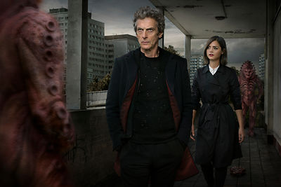 Doctor Who Series 9 Ep7 The Zygon Invasion, unit stills photography
