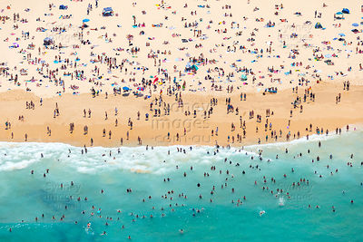 Bondi Aerial Photography