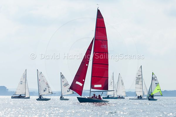 SAILING SCENES ON ADIDAS POOLE WEEK: DAY 6
