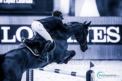 LONGINES FEI WORLD CUP™ JUMPING  presented by CAIXA BANK