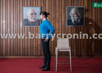 3rd March 2016.Actress Eileen Walsh pictured in the Abbey Theatre, Dublin.Photo:Barry Cronin/www.barrycronin.com 087-9598549 ...
