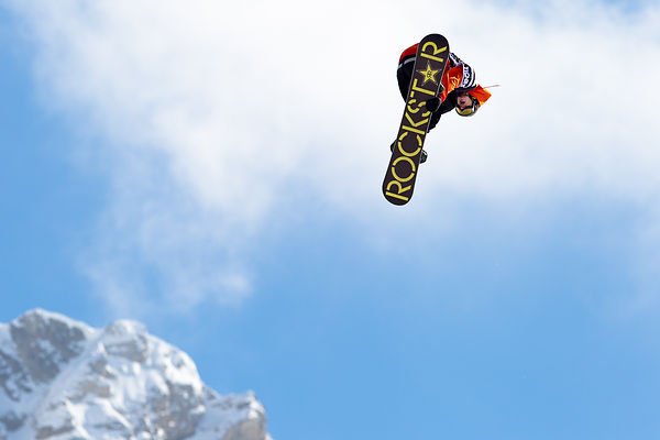 Tignes: Winter X Games Europe 2011 Men's Snowboard Slopestyle final