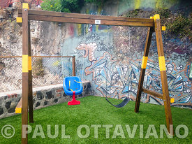 Playground and Street Art | Paul Ottaviano Photography