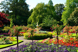 The Dingle, Quarry Park, Shrewsbury