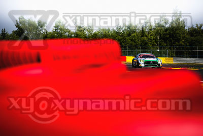 British GT Spa Francorchamps