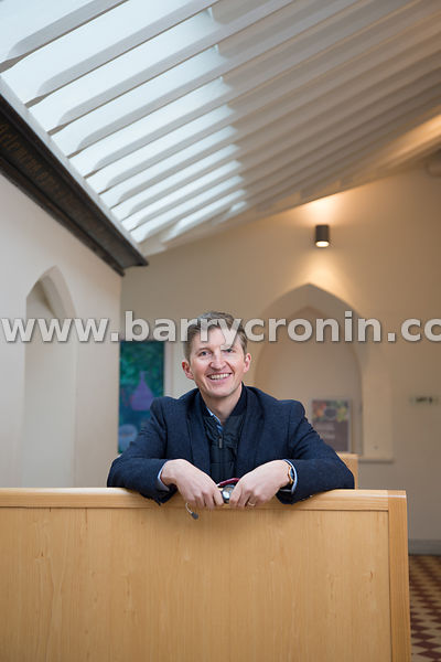 31st January, 2019. Dr Mark Rowe, medical doctor, author and speaker photographed in his Waterford Wellness Park.Photo:Barry ...