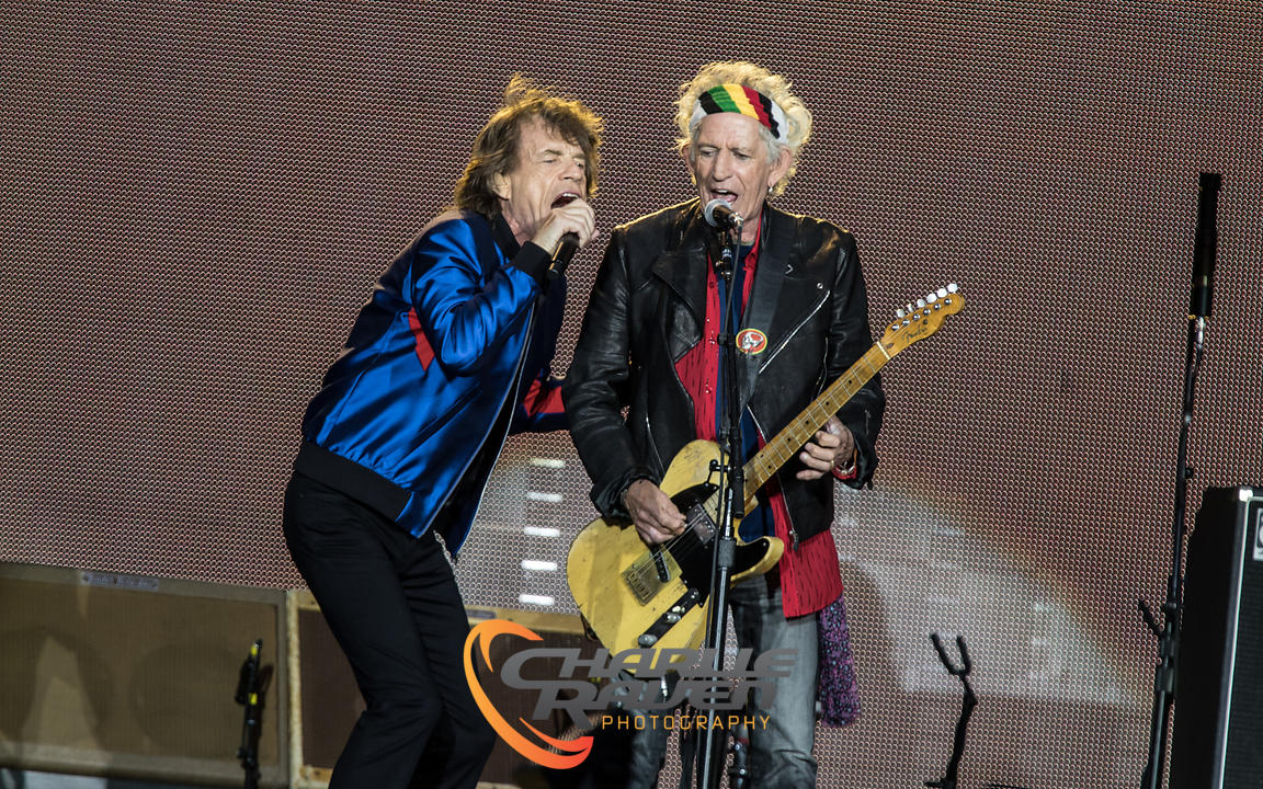 charlie raven photography | The Rolling Stones live in