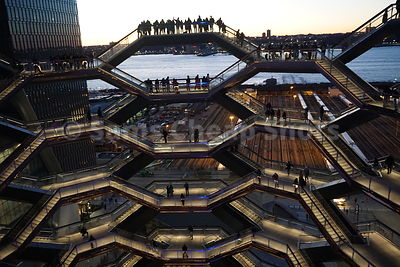 The Vessel at Hudson Yards photos