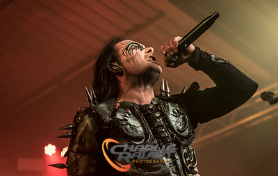 Cradle of Filth - Engine Rooms, Southampton 08.11.17