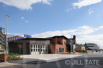 Hull Central Fire Station | Client: Jefferson Sheard Architects