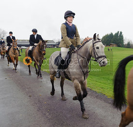Grace Lumley - Bedale at Tunstall, Catterick
