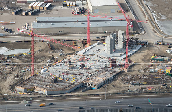 ATCO Commercial Centre Construction